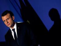 Макрон пообещал скоро объявить о мерах Франции против России в связи с химатакой в Британии