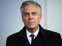 Американский посол не исключил заморозки оставшихся российских активов в США