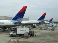 Американская  авиакомпания Delta полностью отказалась от прямых рейсов в Москву