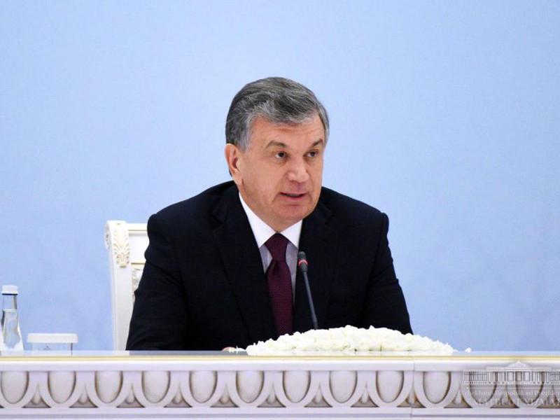 """Власти Узбекистана приглашают провести на своей территории мирные переговоры между афганским правительством и движением """"Талибан""""*. Об этом заявил президент Узбекистан Шавкат Мирзиёев на проходящей в Ташкенте международной конференции высокого уровня по безопасности в Афганистане"""
