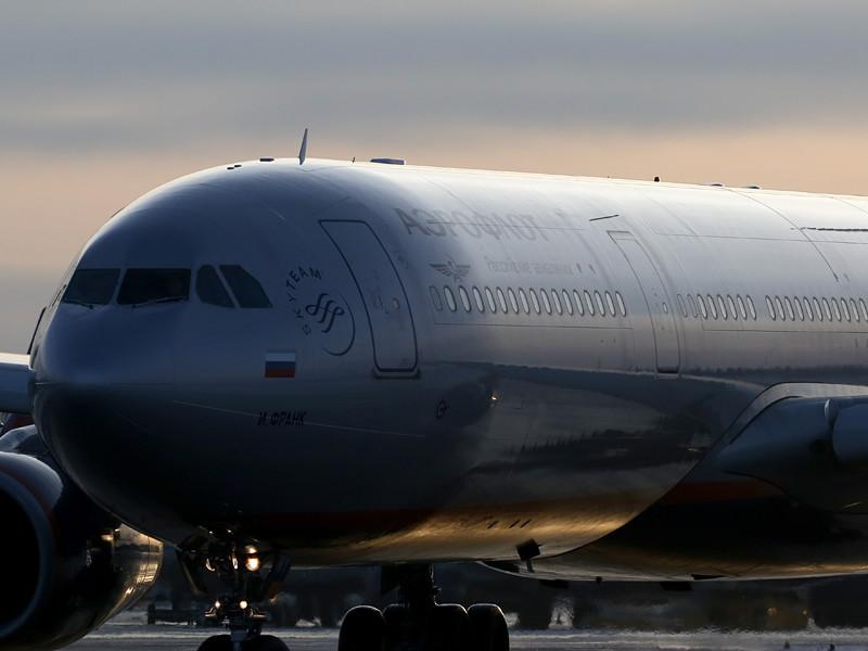 """В Лондоне полиция устроила досмотр прибывшего из Москвы самолета. МИД РФ назвал это провокацией"""" />"""