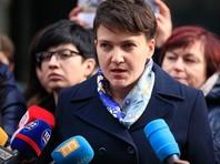 Рада дала согласие на арест депутата Надежды Савченко