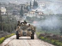 Турция взяла под контроль один из крупнейших городов в регионе Африн