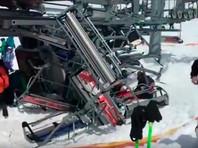 На грузинском горнолыжном курорте вышла из строя канатная дорога: 11 человек, включая 4 россиян, пострадали