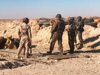 В Сирии пропали два бойца ЧВК Вагнера, которых подозревали в организации утечек информации о ЧП в Дейр-эз-Зоре