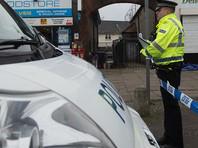 В Глазго автомобиль намеренно въехал в группу школьников, водителя разыскивают