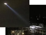 Российские  дипломаты обсмеяли   вертолет, летавший  над зданиями посольства РФ в Вашингтоне