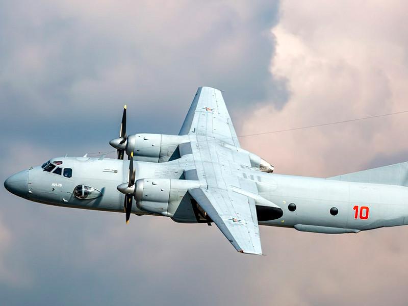 В CIT считают фейком заявление о причастности боевиков к крушению Ан-26 в Сирии