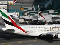 Стюардесса выпала из самолета в аэропорту Уганды