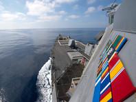 Ракетные эсминцы США покинули Черное море