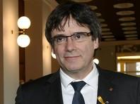Экс-лидера не ставшей независимой Каталонии задержали в Германии