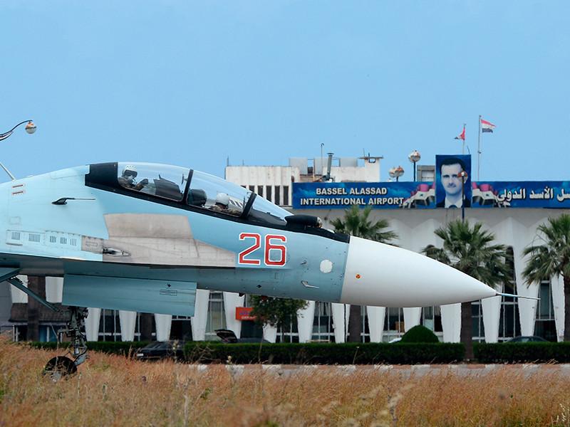 Боевики попытались атаковать российскую авиабазу Хмеймим в Сирии при помощи беспилотника
