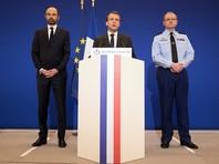 Макрон назвал серию нападений на юге Франции терактом: 3 человека погибли, 16 ранены