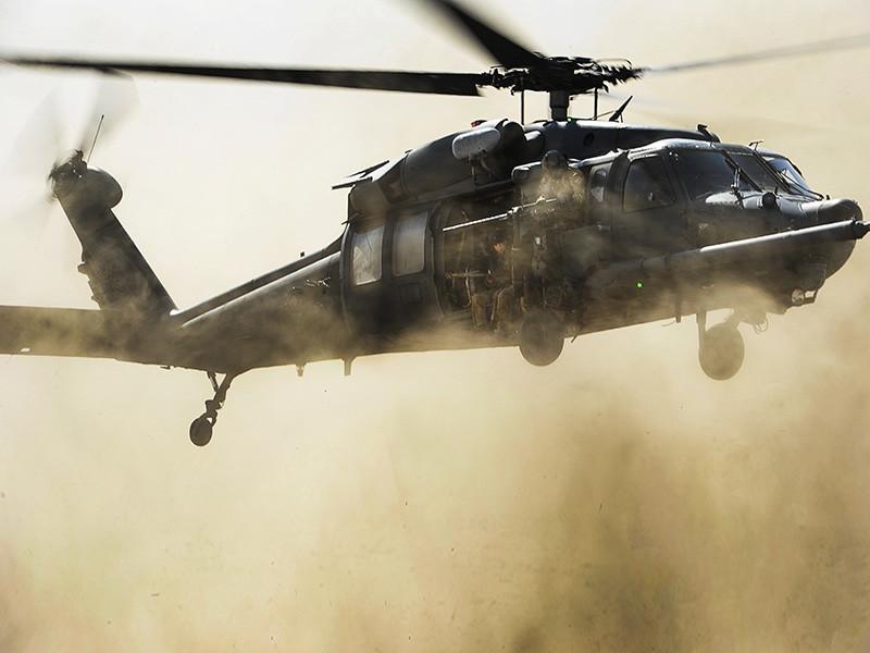 Американский военный вертолет HH-60 Pave Hawk потерпел крушение на западе Ирака вблизи сирийской границы. На борту находились семь человек. В результате инцидента есть погибшие, их точное число пока не сообщается