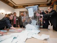 За Путина за пределами России проголосовало более 84% избирателей
