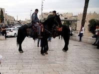 Палестинец зарезал израильского охранника в Старом городе Иерусалима