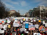 """Сотни тысяч американцев вышли на """"Марш ради жизней"""""""