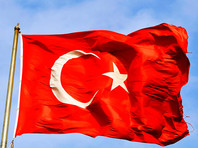 """Посольство Турции в Дании забросали """"коктейлями Молотова"""""""