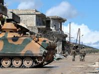 Эрдоган объявил о взятии сирийского Африна