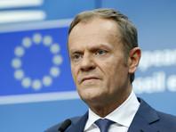 """""""Сегодня мы, европейцы, скорбим вместе с российским народом о жертвах трагического пожара в городе Кемерово в Западной Сибири. Наши мысли и сердца с вами"""", - заявил Туск в болгарской Варне, где 26 марта проходит саммит ЕС-Турция"""