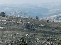 Израильский беспилотник упал на юге Ливана