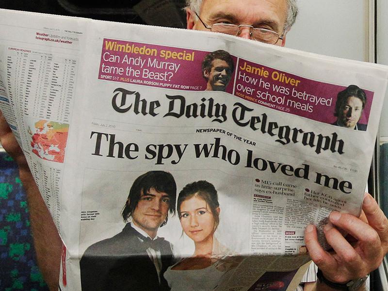 """Британская пресса выяснила, что муж """"гламурной шпионки"""" Чапман умер в возрасте 36 лет"""