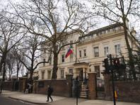 В посольстве РФ в Лондоне предупредили, что решение о высылке дипломатов негативно скажется на выдаче виз