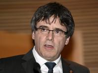 Экс-лидеру Каталонии Пучдемону грозит задержание в Финляндии