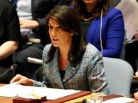 Постпред США при ООН предупредила о новых действиях Вашингтона в Сирии