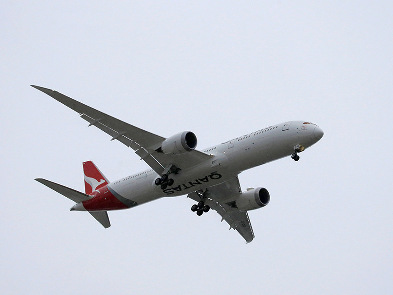 """В Лондоне после 17 часов полета приземлился первый беспосадочный рейс из Австралии"""" />"""