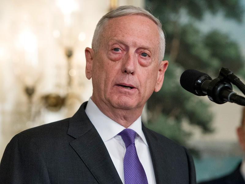 """Глава Пентагона:  Россия могла бы   """"пожениться с  Европой"""", но вместо этого проводит там химатаки"""" />"""