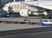 Выпавшая из самолета в Уганде бортпроводница авиакомпании Emirates скончалась