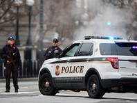 Стрельба у Белого дома, ранен человек