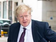 """Джонсон: у Великобритании есть доказательства разработки """"Новичка"""" в России Путина"""