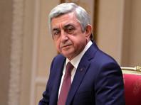 Серж Саргсян, который 10 лет возглавлял Армению, выдвинут на пост премьер-министра на фоне уличных протестов оппозиции