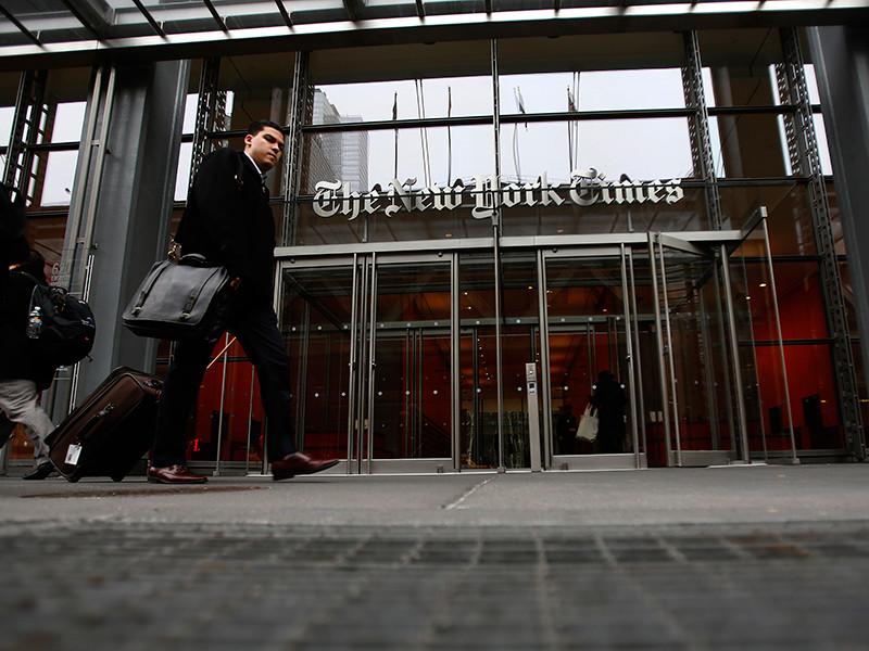 """Две американские газеты получили Пулитцеровскую премию за расследование """"российского вмешательства"""""""" />"""