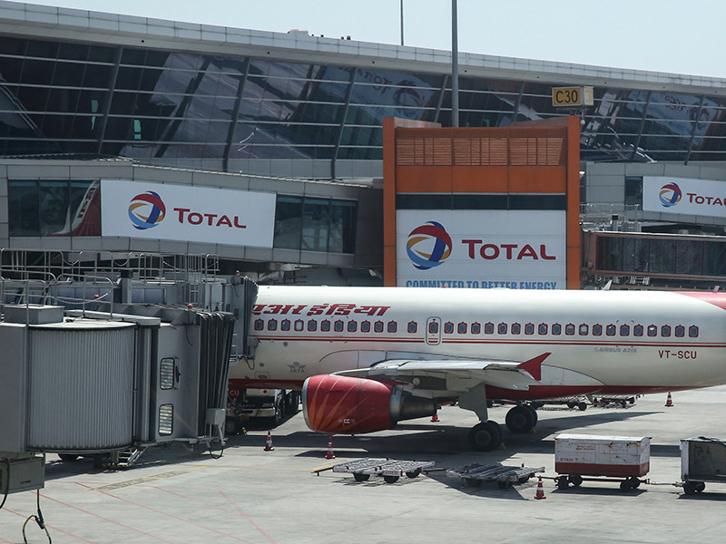 В Нью-Дели экстренно сел самолет с российскими туристами