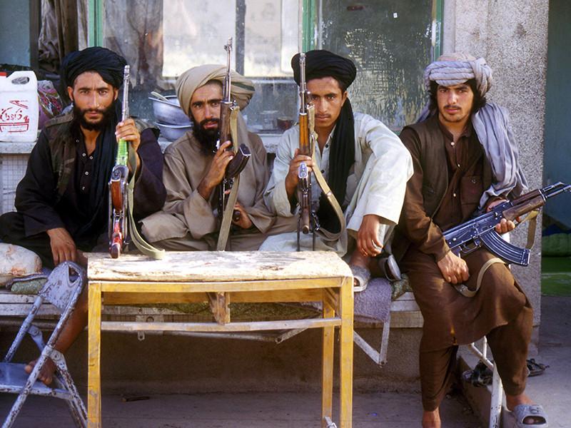 """Радикальное движение """"Талибан""""* объявило о начале ежегодного весеннего сезона боевых действий в Афганистане"""