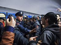 Ереванский метрополитен, 16 апреля 2018 года