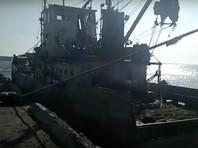 """Экипаж """"Норда"""" отпустили на свободу, за исключением капитана"""