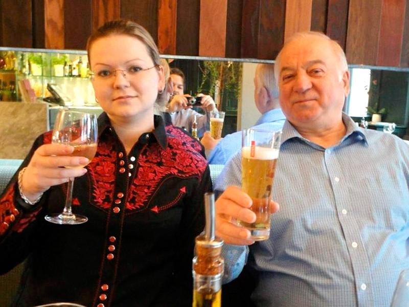 Британские СМИ назвали имя предполагаемого отравителя эск-сотрудника ГРУ Сергея Скрипаля и его дочери Юлии
