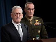 По данным издания, глава Пентагона Джеймс Мэттис на прошлой неделе представил в Белом доме три варианта применения военной силы против официального Дамаска. Трамп в итоге утвердил гибридный вариант, который и был реализован в минувшую субботу, утверждают источники