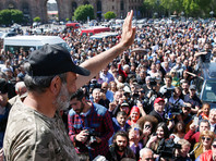 """Лидера армянской оппозиции выдвинули на пост премьер-министра страны"""" />"""