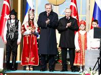 Об этом сообщил президент РФ Владимир Путин по итогам переговоров с главой Турции Реджепом Тайипом Эрдоганом, состоявшихся 3 апреля в Анкаре