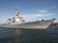 На фоне заявлений президента США Дональда Трампа о готовящемся ответе Вашингтона на химическую атаку в сирийском городе Дума в Восточной Гуте, где, по данным западных стран, погибли по меньшей мере 60 человек и пострадали более 1 тыс. человек, корабли американского военного флота направляются в Средиземноморье