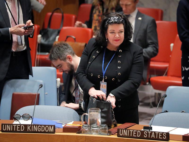 """Великобритания созывает экстренное заседание Совбеза ООН в связи с публикацией отчета ОЗХО о """"деле Скрипаля"""""""" />"""