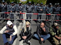 Ереван, 16 апреля 2018 года