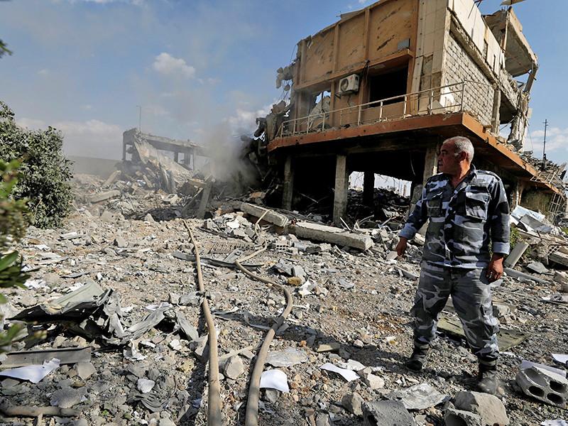 """Сирия передала России две крылатые ракеты, не разорвавшиеся в ходе удара США"""" />"""