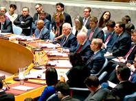 Совбез ООН: Россия призывает к сдержанности, США заявляют о готовности к новым ударам