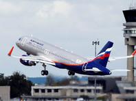 """Россия возобновила авиасообщение с Египтом: самолет """"Аэрофлота"""" впервые за два с половиной года приземлился в Каире"""